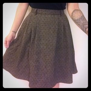 ModCloth skirt with pockets